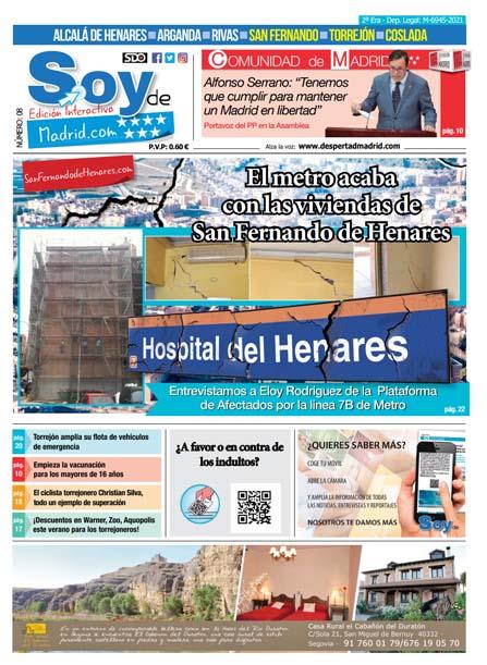 Torrejón de Ardoz (Ed. 1)
