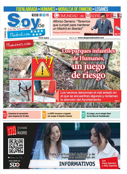 Humanes de Madrid (Ed. 1)